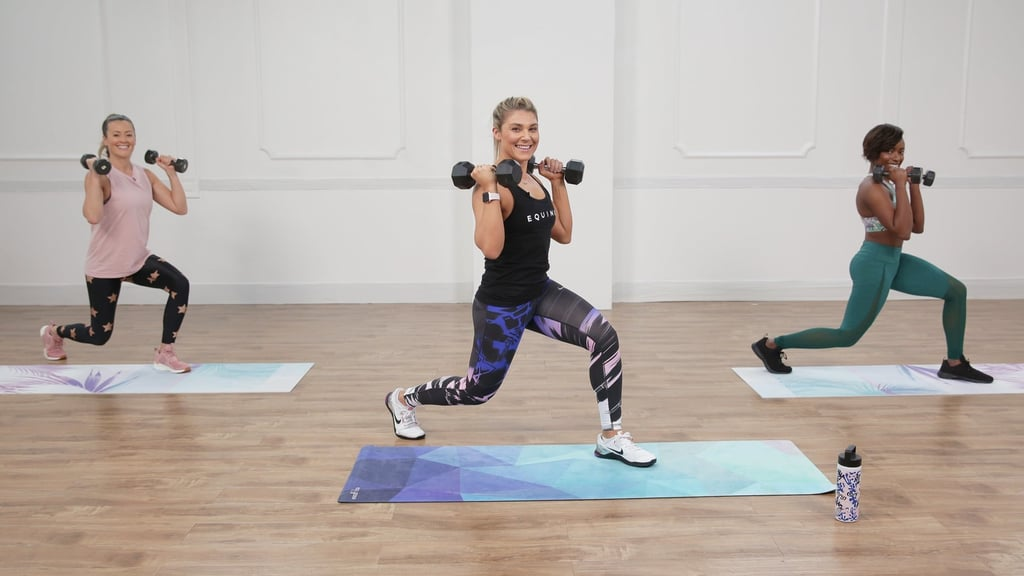30-Minute HIIT With Weights