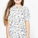 All Over Print Unicorn Tee