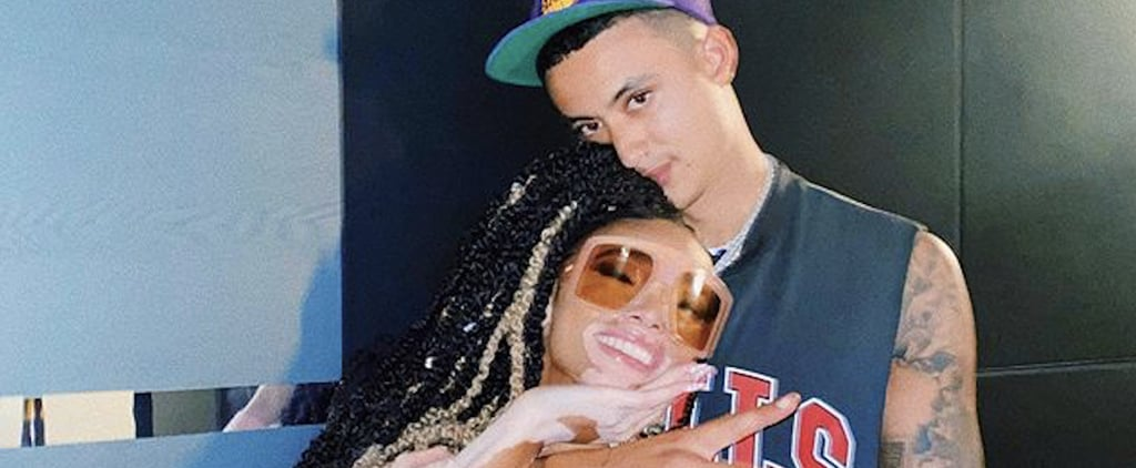 Kyle Kuzma and Winnie Harlow's Cutest Pictures