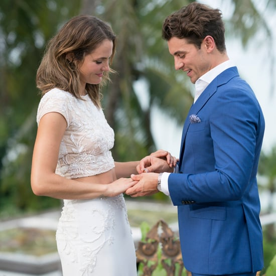 The Bachelor Australia Diamond Ring Matty J Gives the Winner