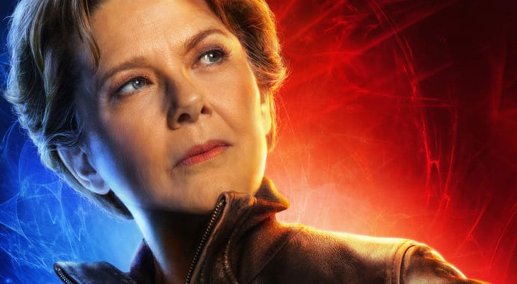 Image result for captain marvel annette bening