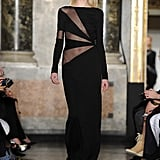 Review and Pictures of Emilio Pucci's Autumn Winter 2012 Milan Fashion Week Runway Show