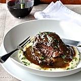Slow-Cooker Red Wine Beef Cheeks