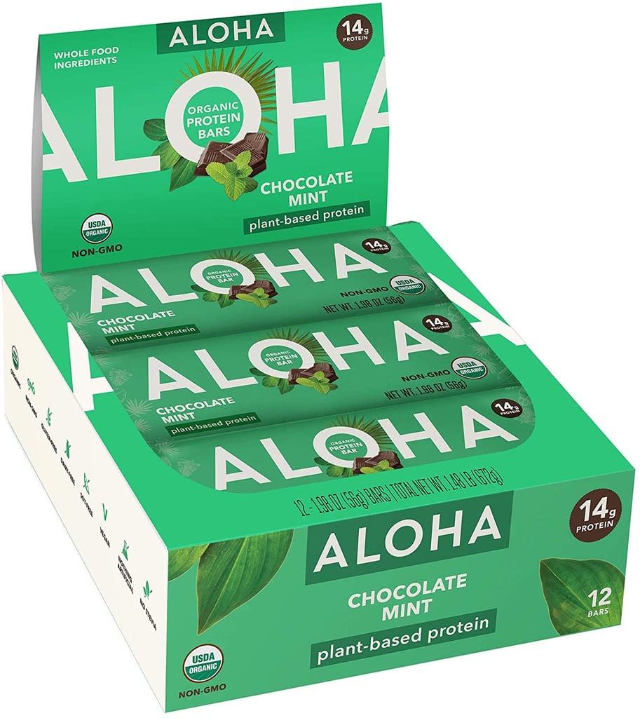 Aloha Chocolate Mint Bars