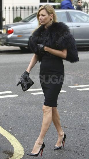 Alexander McQueen's Funeral Today