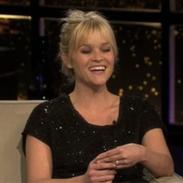 Reese Witherspoon Talks About Jim Toth and Cousins (Video)