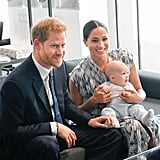 September 2019: Their First Royal Tour With Archie