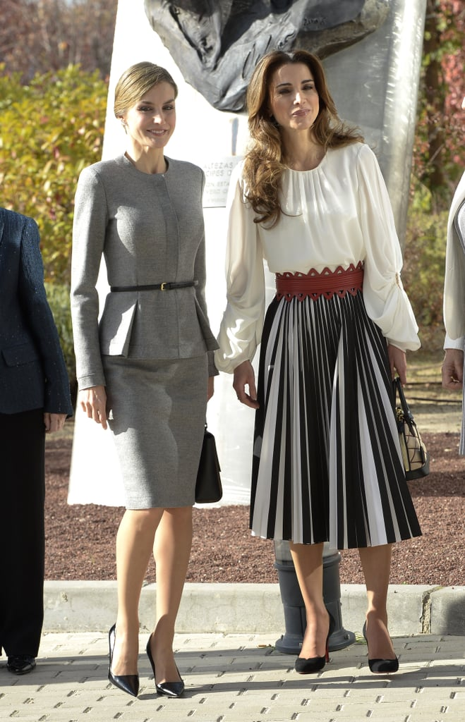 Queen Rania of Jordans 63 Best Fashion Moments