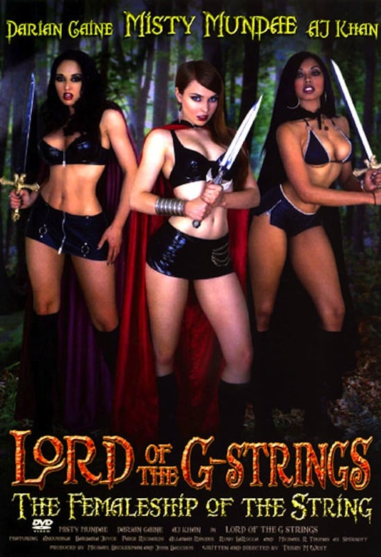 Lord of the G-Strings