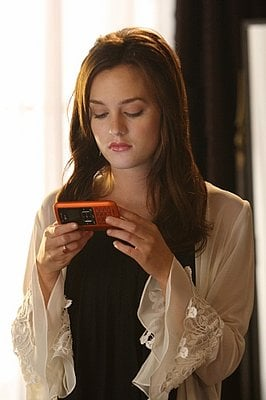 Blair Loves Her Orange LG