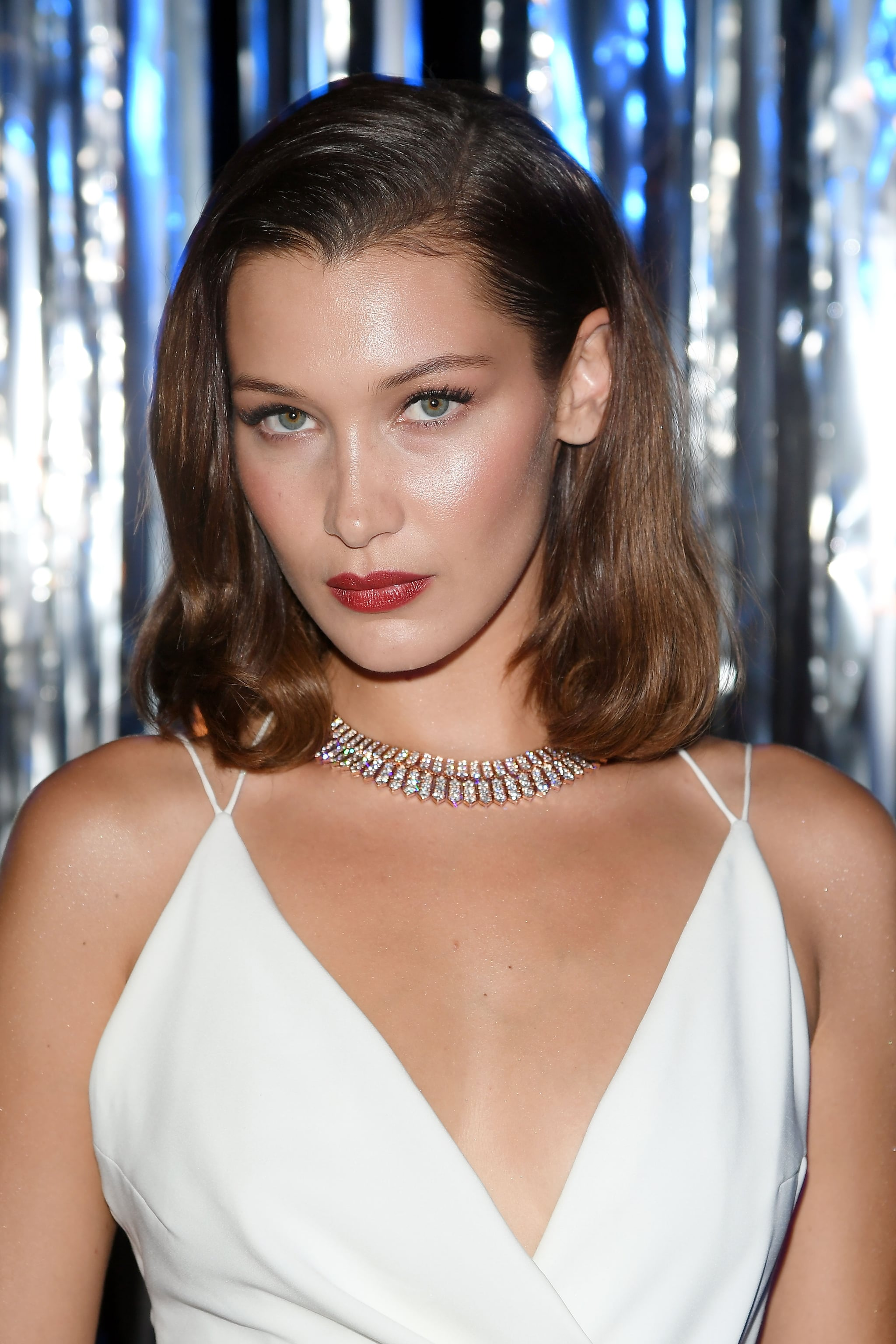 Bella Hadid S Rose Tattoo Popsugar Beauty