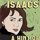 A Hint of Strangeness by Susan Isaacs