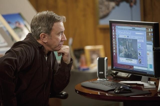 Tim Allen in ABC's Last Man Standing.