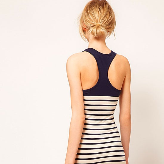 Best Racerback Tops and Dresses Spring 2012