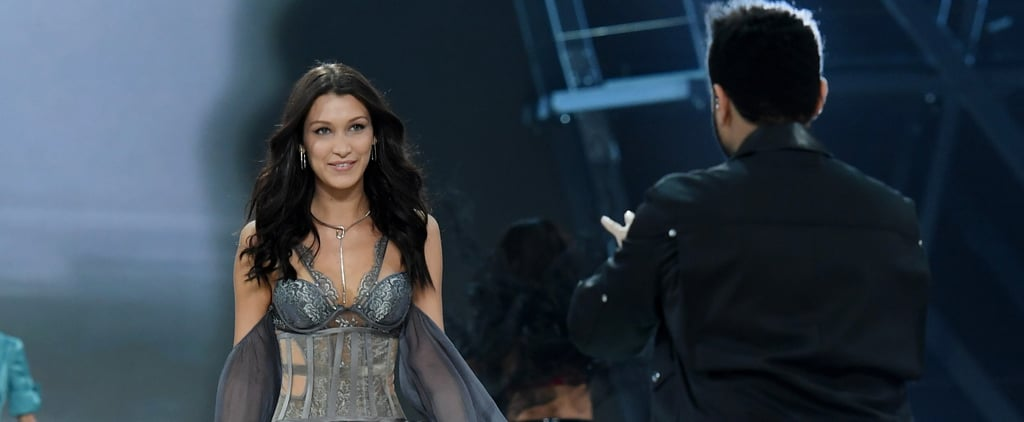 Bella Hadid und The Weeknd  Victoria's Secret Fashion Show