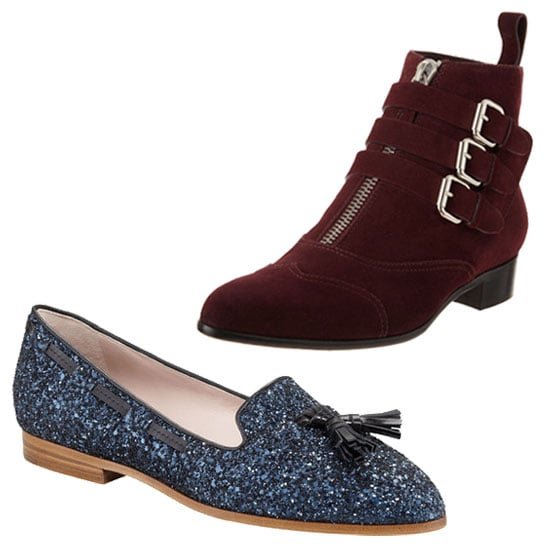 The Best Shoes For Fall 2012