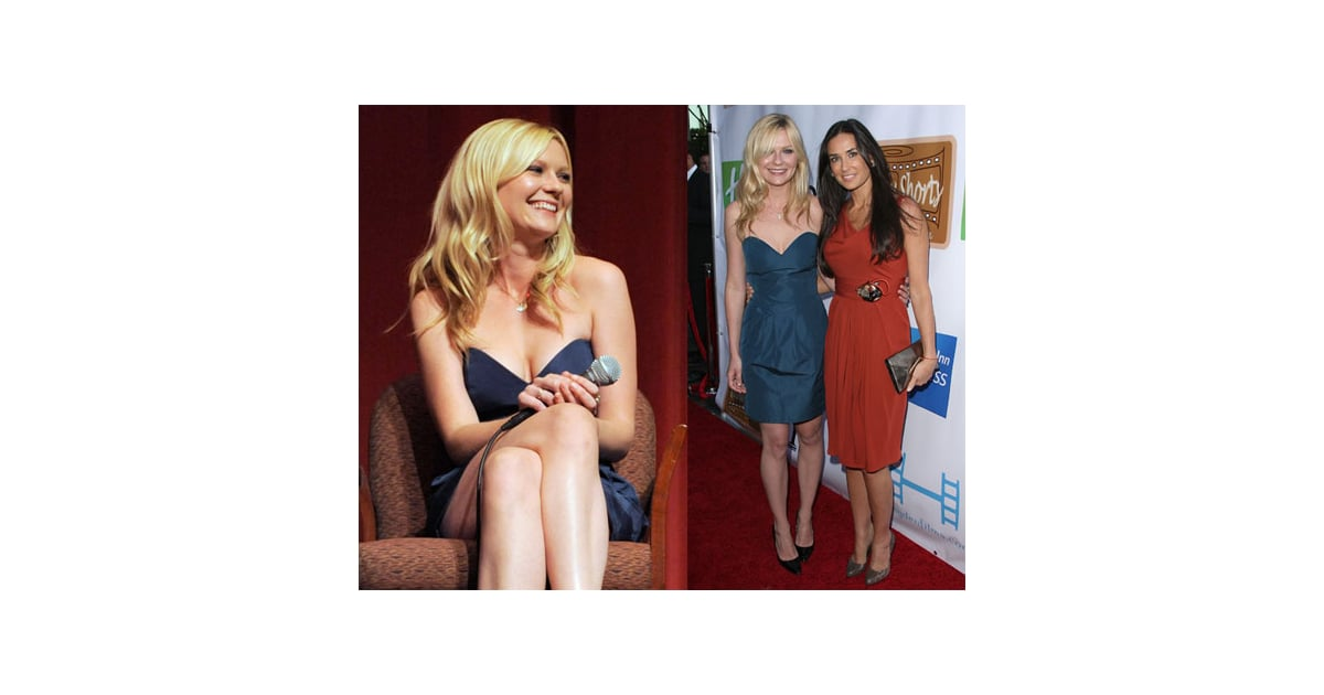 Photos of Kirsten Dunst and Demi Moore Premiering Their ...
