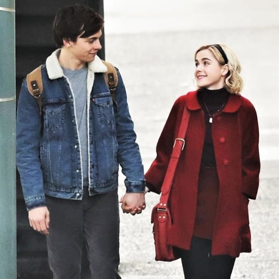 The Chilling Adventures of Sabrina Set Pictures