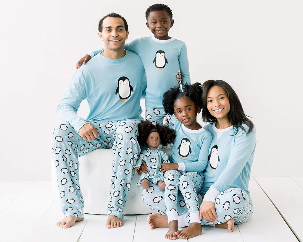 Our Family PJs Holiday Family Matching Penguin Pajamas