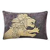 Get the Look: Feroce Leone Zardozi Lumbar Pillow Cover