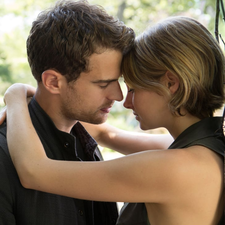 divergent characters dating