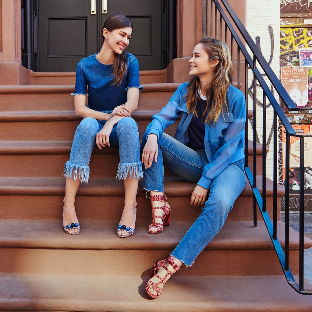 Fall 2016 Denim Trends Popsugar Fashion