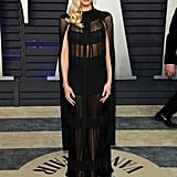 Sofia Boutella at the 2019 Vanity Fair Oscar Party