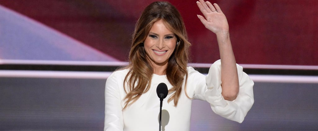 You Can't Deny Melania Trump's Statement-Making Style in These 17 Dresses