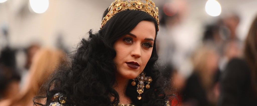 Katy Perry Met Gala Dresses