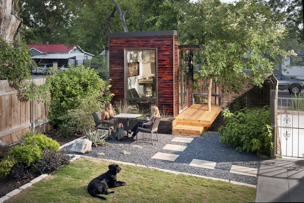 tiny backyard home office. Sett Studio\u0027s Backyard Office Is The Next Tiny-Home Trend Tiny Home U