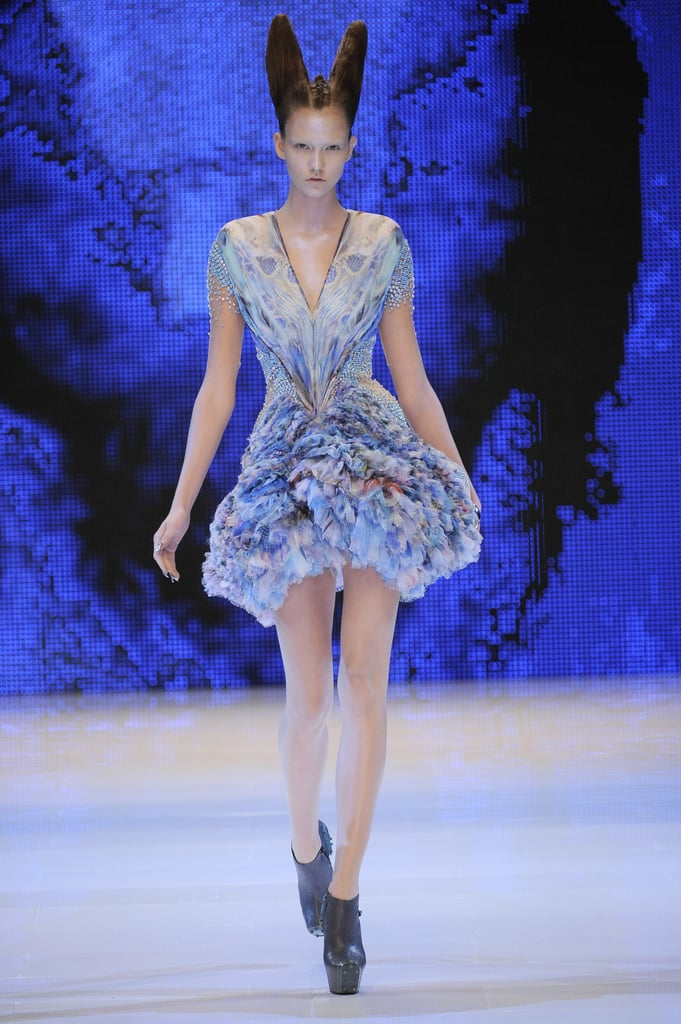 Paris Fashion Week: Alexander McQueen Spring 2010