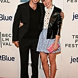 Emma Watson attended the Tribeca Film Festival.