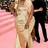 Mindy Kaling at the 2019 Met Gala