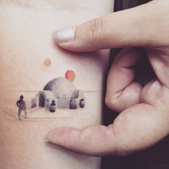 Noncheesy Star Wars Tattoo Ideas You Can Hide