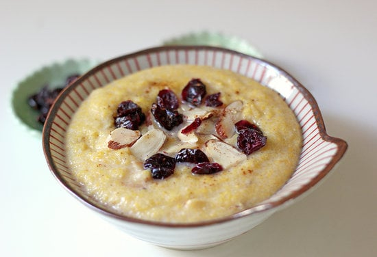 Gluten-Free Polenta Breakfast