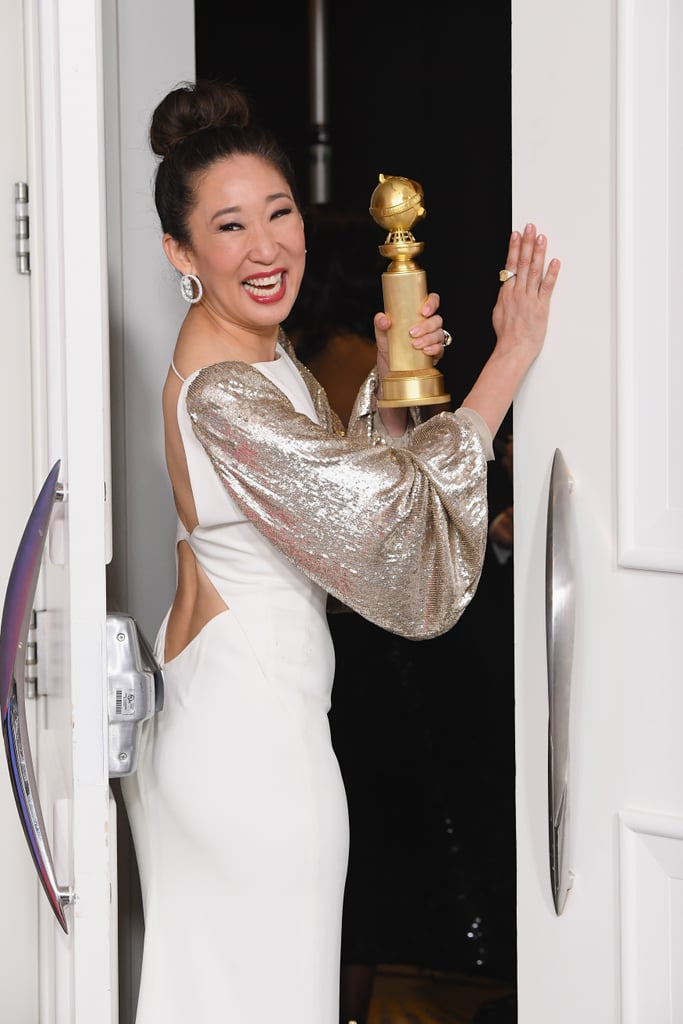 Pictured: Sandra Oh