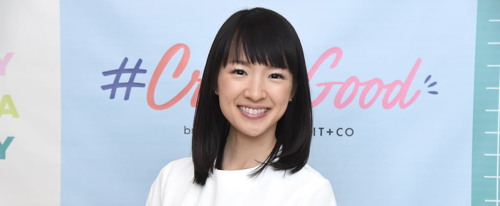 People Are Dressing Like Marie Kondo For Halloween