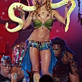 """I'm a Slave 4 U"" at the VMAs Britney"