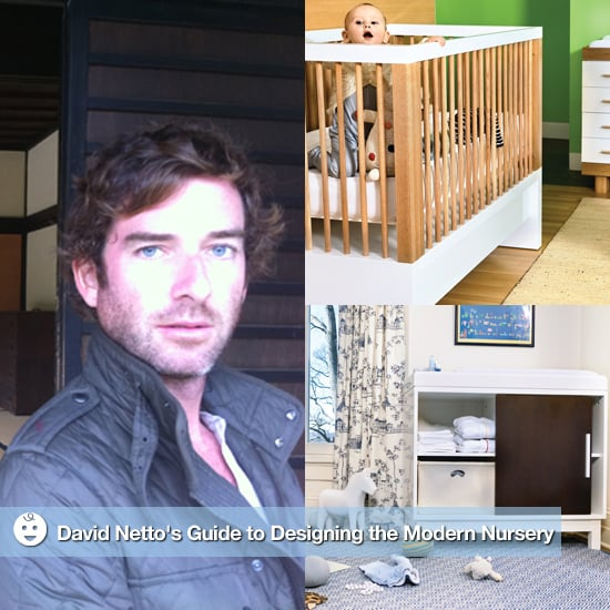 Interview With David Netto About Designing a Nursery