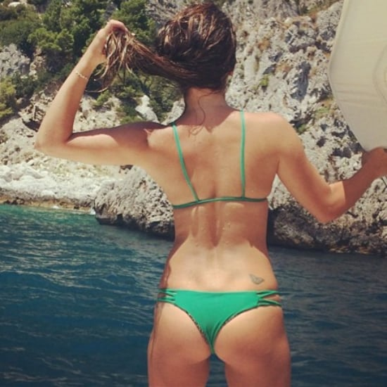 Lea Michele's Hottest Bikini Pictures From Instagram