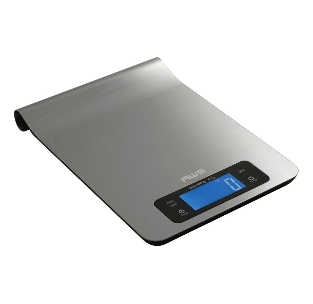 American Weigh Scales AWS Stainless Steel Digital Kitchen Scale