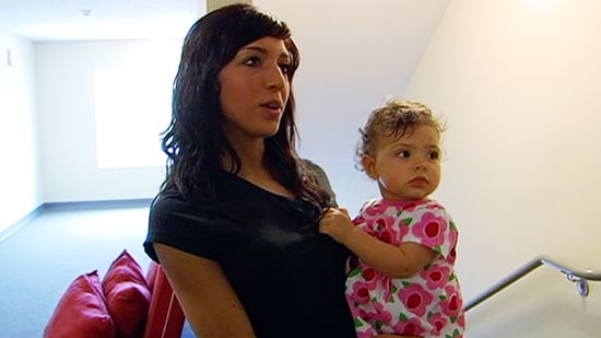 Teen Mom: Farrah Doesn't Tell Her Mom Where She and Sophia Live