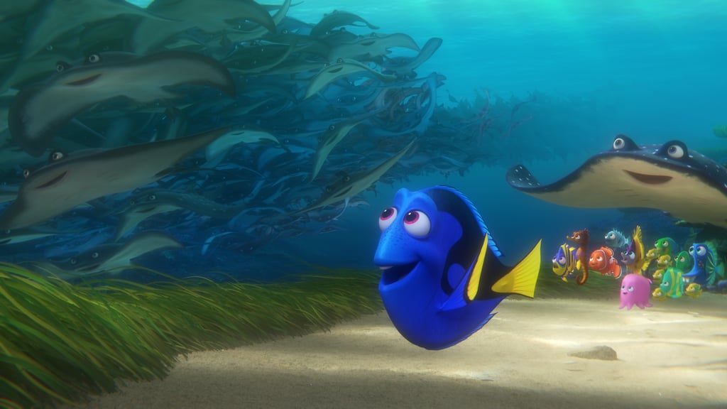 Connections Between Finding Dory and Finding Nemo