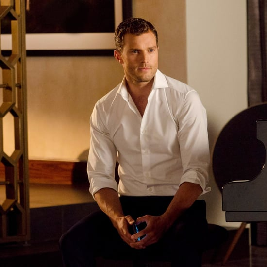 Jamie Dornan 50 Shades Darker Exercise
