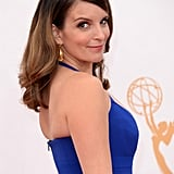 Tina Fey = Elizabeth Stamatina Fey