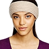 Cashmere Ribbed Headband