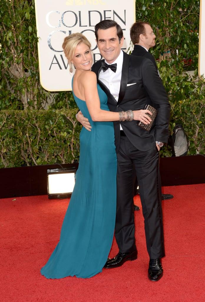 Julie Bowen and Ty Burrell