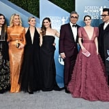 The Schitt's Creek Cast at the 2020 SAG Awards
