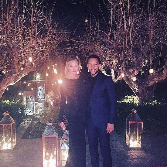 Celebrity Couples on New Year's Eve 2015