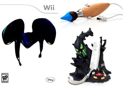 Epic Mickey Wii Controllers